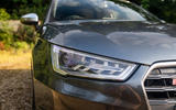5 Audi S1 cherished owner opinion front lights