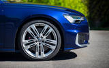 Audi S6 2019 first drive review - alloy wheels