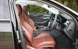 Audi S8 2020 UK first drive review - cabin