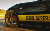 BBR GTI Mazda MX-5 Super 220 2020 UK first drive review - side decals