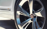 Bentley Bentayga hybrid 2019 first drive review - alloy wheels