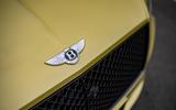 5 Bentley Continental GT Speed 2021 UK FD nose badge