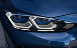 BMW 4 Series 2020 first drive review - headlights