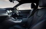BMW 4 Series 420d 2020 UK first drive review - interior