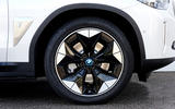 BMW iX3 2020 first drive review - alloy wheels