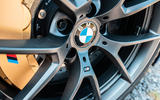 BMW M3 CS 2018 review alloy wheels
