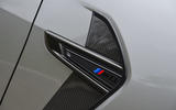 BMW M8 Gran Coupe 2020 UK first drive review - side details