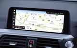 BMW X3 xDrive30e 2020 UK first drive review - infotainment