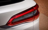BMW X5 2019 first drive review rear lights