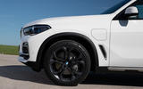 BMW X5 xDrive 45e 2019 first drive review - alloy wheels