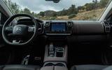 Citroen C5 Aircross 2018 first drive review - interior trim