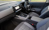 Citroen C5 Aircross 2019 UK first drive review - cabin