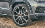 Cupra Ateca 2018 first drive review - alloy wheels