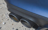 5 Cupra Leon 2021 UK FD exhausts