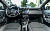 5 Dacia Duster 2021 facelift first drive cabin