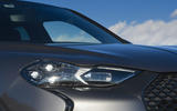 DS 3 Crossback 2019 first drive review - headlights