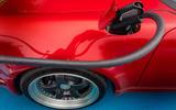 5 Everrati Porsche 964 2021 UK FD charging port