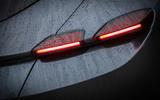 Ferrari Roma 2021 UK first drive review - rear lights