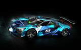 5 FIA electric GT official announcement car