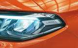 Fiat Tipo Cross - front light