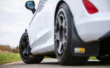 Ford Fiesta ST Mountune m235 2020 first drive review - wheel arches