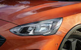 Ford Focus Active 2019 first drive review - headlights