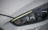 Ford Focus RS Mountune M520 2020 UK first drive review - headlights