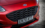 5 Ford Kuga FHEV 2021 UK FD front grille