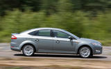Ford Mondeo 2007 - hero side