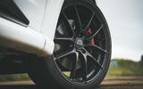 5 Ford Puma ST Mountune m260 2021 UK FD alloy wheels