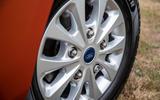 5 Ford Transit Nugget 2021 UK FD alloy wheels