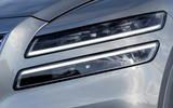 5 Genesis GV80 2021 UK FD headlights