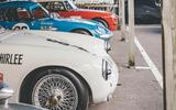 Goodwood Speedweek historic cars