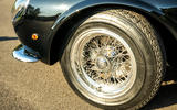 5 GTO California Spyder revival 2021 UK FD alloy wheels