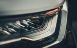 Honda CR-V hybrid 2019 first drive review - headlight details