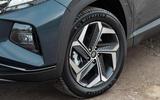 5 Hydundai Tucson PHEV 2021 UK FD alloy wheels