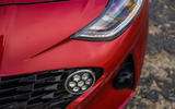 Hyundai i10 2020 first drive review - front foglights