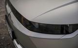 5 Hyundai Ioniq 5 2021 FD Norway plates headlights