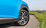 Hyundai Kona Hybrid 2019 first drive review - alloy wheels