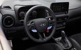 5 Hyundai Kona N 2021 UK LHD FD dashboard