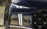 5 Hyundai Santa fe 2021 UK first drive review headlights