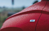 5 Hyundai Tucson MHEV 2021 uk first drive review side badge