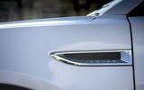Jaguar E-Pace D150 2018 review wing vents