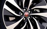 5 Jaguar F Pace P400e 2021 uk first drive review alloy wheels