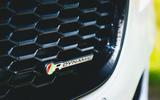 5 Jaguar XE P250 R Dynamic 2021 UK FD front grille