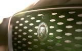5 Jaguar XF Sportbrake P250 2021 UK review nose