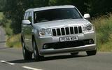 Jeep Grand Cherokee 2006 - hero front