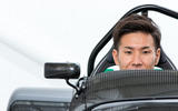 5 Kamui Kobayashi favourite drivers cockpit