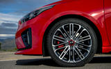Kia Ceed GT 2019 first drive review - alloy wheels