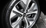Kia Niro EV 2019 first drive review alloy wheels
